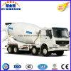Dongfeng/Beiben/HOWOの具体的なトラックのミキサーの大型トラック