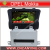 DVD-плеер автомобиля для DVD-плеер Pure Android 4.4 Car с A9 C.P.U. Capacitive Touch Screen GPS Bluetooth для Opel Mokka (AD-8040)