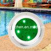새로운 디자인 다채로운 LED 벽 커튼 수영장 빛 수중 램프
