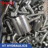 Huatai 01400 SAE R12/20-24 Befestigungs-Scheibe des Schlauch-1/4 '' bis '' hydraulische des Schlauch-2