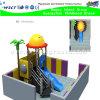 2015 Promoção pequeno escorregador Equipamentos de jogos ao ar livre Playground (H15-0396)