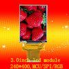 3.0inch 240 *400, Ili9327, MCU/Spi/RGB Interface Touch LCD Display
