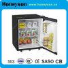 42lt Negro Mini barra del hotel del refrigerador del refrigerador de Hotel