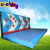gioco di parete gonfiabile del punzone meccanico dei giochi di sport con il materasso gonfiabile