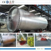 Scarto Plastic Refinery Machine Pyrolysis Plastic a Oil