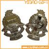 Médaille antique faite sur commande du laiton 3D pour le cadeau promotionnel (YB-LY-C-08)