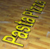 방수 LED 밝은 표정 옥외 광고를 위한 아크릴 채널 편지
