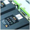LiFePO4 12V 80Ah recargable, batería de almacenamiento de peso ligero para el coche