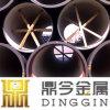 Pipe malléable Dn1600 En545 ou ISO2531 de fer de moulage