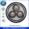 0.6/1 quilovolts de cabo distribuidor de corrente 10mm de cobre de Yjv 4c X 6mm /4c X XLPE