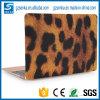 Sacoche pour ordinateur portable dure d'interpréteur de commandes interactif de PC de léopard pour l'affaire de MacBook Pro 13 pouces