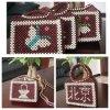 Houten Parels Dame Hand Bag