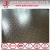 Plaque Checkered en acier de roulis chaud avec la configuration de larme