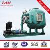 Processeur d'eau circulante à dérivation de tuyaux pour système d'échange de chaleur