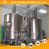 Preparazione della birra, strumentazione di Brew domestico, caldaia di Brew