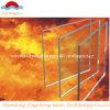 Стекло различной толщины пожаробезопасное с SGS