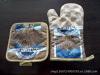 Печь Mitten Gloves с Flower