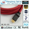 Qualität 3D 1080p Kabel des PVC-Formteil-HDMI