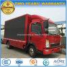 4*2 Sinotruk HOWO camiones publicidad en pantalla LED móvil