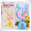 Выдвиженческое Gift для Rachargeable Mini Fan в Rabbit Shaped