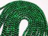 [إكسغ-م01] نمو مجوهرات مستديرة خضراء مجوهر دهنج خرز