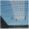 Perfil de aluminio para la azotea de cristal/el azulejo de azotea de cristal