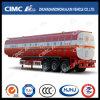Cimc Heating DeviceのHuajun Carbon Steel 3axle Liquid Tanker