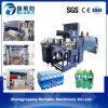 Machine automatique d'emballage en papier rétrécissable de bouteille/machine à emballer