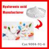 Pó do ácido hialurónico de Hyaluronate do sódio do produto comestível da alta qualidade 95%