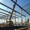 Estructura de acero de la luz de almacén para Colombia