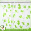Tenda da doccia stampata Grande tenda da doccia verde menta