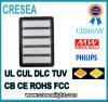 갱도를 위한 160W 120W UL IP65 RoHS LED 닫집 빛