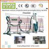 Вырезывание алюминиевой составной панели филируя & машина калибровать