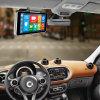 WiFi Andorid 4+車DVR 5.0台のインチスクリーンの二重カメラのレコーダー車のカムコーダーDVR