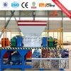 Trituradora/máquina plásticas de dos ejes de la desfibradora