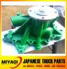De AutoDelen van de Pomp van het Water van Me095657 Fv415 voor Mitsubishi