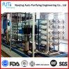 Instalación de tratamiento del agua potable del sistema del RO de la desalación