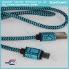 Cable micro del cargador del USB para Samsung