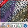 Кожа синтетики PVC Factroy нового сбывания картины крокодила конструкции горячего оптовая