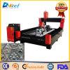 macchina di pietra del router dell'incisione di CNC del granito di marmo 3D con rotativo