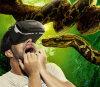 Rectángulo caliente Vr 3D de Vr de los vidrios de Shinecon 2.0 3D Vr de la alta calidad