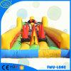 Obstáculo inflável dos jogos emocionantes do divertimento para miúdos de Adule