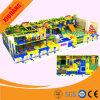 Terrain de jeux doux d'intérieur approuvé de la CE, cour de jeu d'intérieur d'enfants