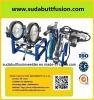 HDPE Sud160m2 Rohr-Kolben-Schmelzschweißen-Maschine