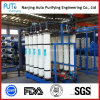 Sistema industrial de la ultrafiltración del tratamiento de aguas