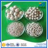 Inertes de bolas de cerámica de 1/8 , 1/4 , 3/8 , 1/2 , 3/4 , 1 , 2 para el llenado de Química