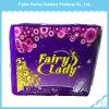 Servilleta sanitaria de la disposición femenina absorbente estupenda de la higiene