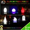 Wireless recargable decorativo colorido LED Lámpara de mesa