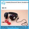 Écouteur pliable de stéréo de Bluetooth de cadeau promotionnel de Noël