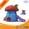 Дом куклы детей спортивной площадки парка атракционов пластичная малая